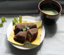 Sweet Potato Rice Cake