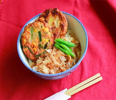 Tsukiage Udon Noodles
