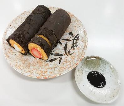 Ehomaki Roll Cake