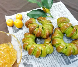 Kumquat Harvesting & Jam and Bread
