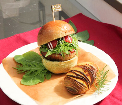Kurobuta Burger