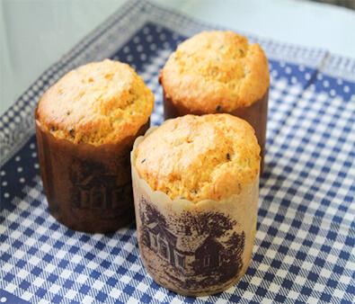 Seasonal Vegetable Cupcakes